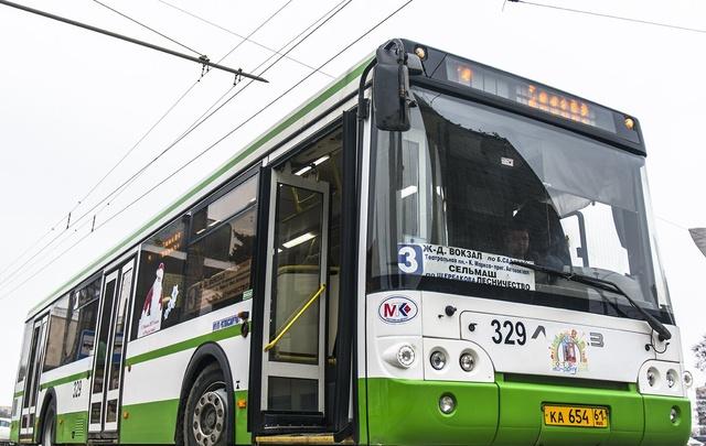 В Ростове 1 мая изменится схема движения общественного транспорта