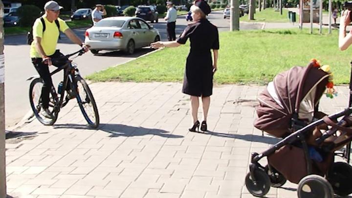 В Самарской области с начала года в ДТП пострадали 45 велосипедистов