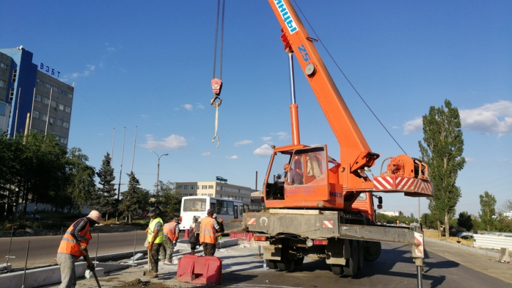 «Дорстройсервис» решил оспорить через суд расторжение контракта по шоссе Авиаторов