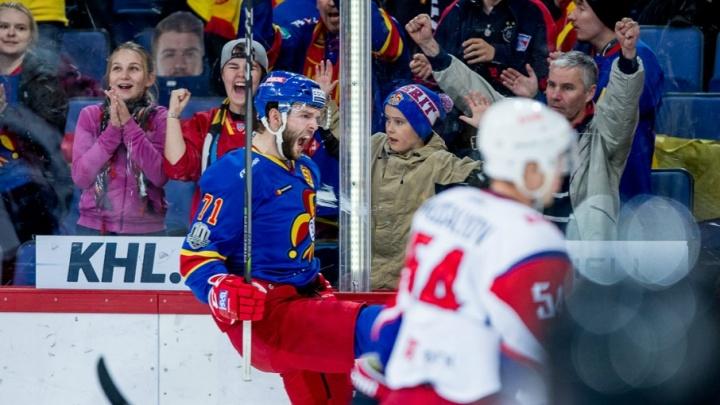 «Локомотив» возвращается из Финляндии с победой