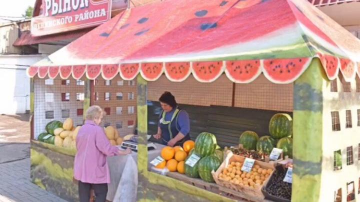 Мэр Ярославля рассказал, где купить хорошие арбузы