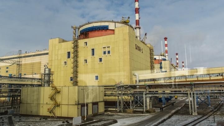 Владимир Путин дал старт работе четвертого энергоблока Ростовской АЭС