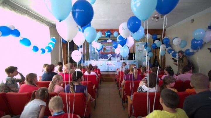 «Мир без слез» для юных пациентов: добрая акция прошла в детской больнице Костромы