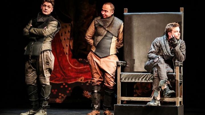 Одну из самых известных пьес Шекспира представит в Ярославле Александр Петров