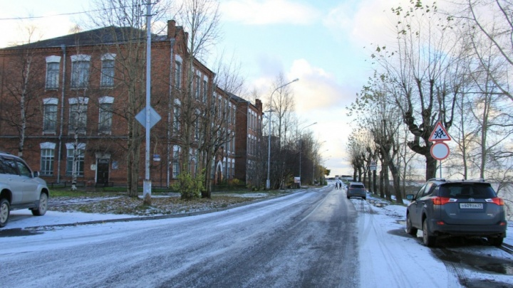 В Архангельской области ноябрь начнется с метели