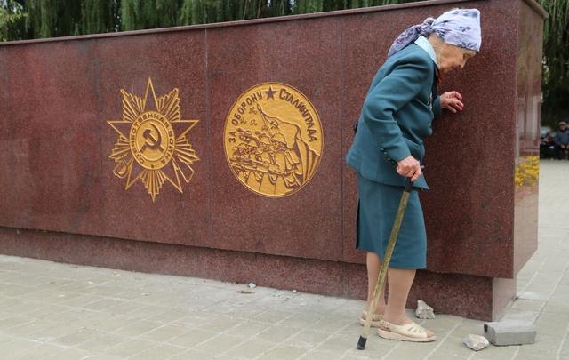 Ветеранам Волгограда дадут ко Дню Победы по три тысячи рублей
