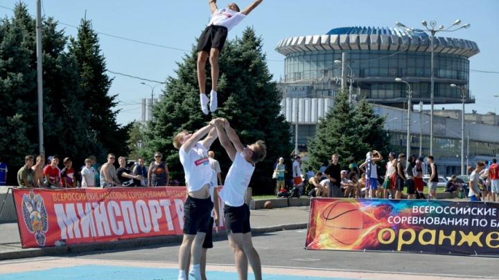Волгоград празднует День физкультурника