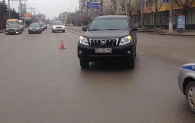 Волгоградец, сбивший пенсионерку в центре Волгограда, ожидает суда