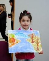 Рисунки юных карабашцев выставили в московской галерее Ильи Глазунова