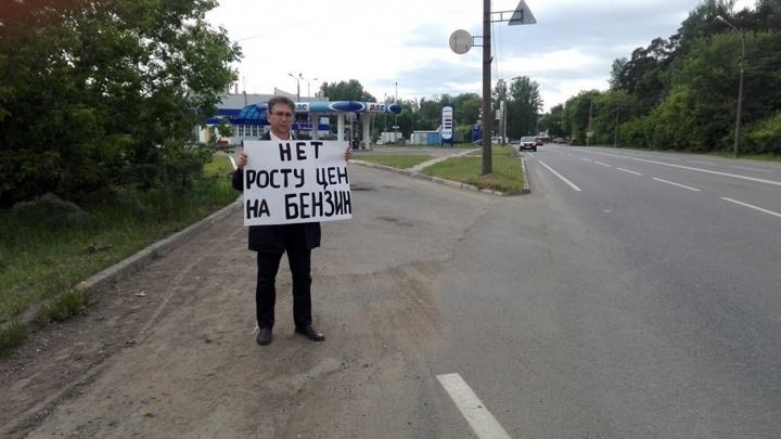 «Бензин дорогущий, дороги — дрянь»: к протесту ярославских автомобилистов присоединился депутат