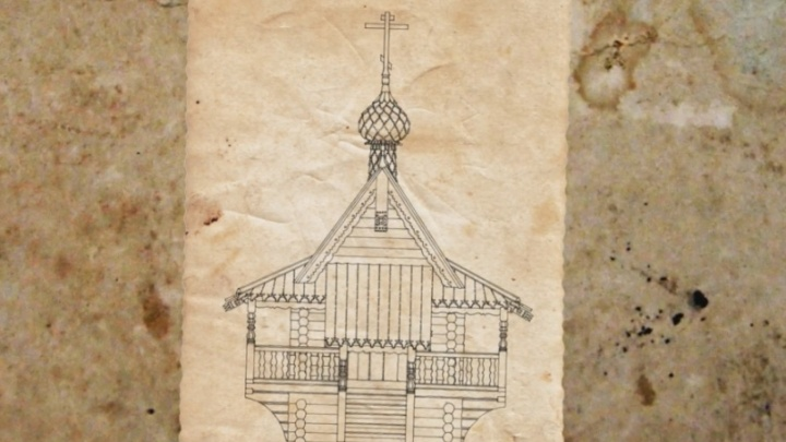 Каргопольский приход восстанавливает часовню с необычной историей