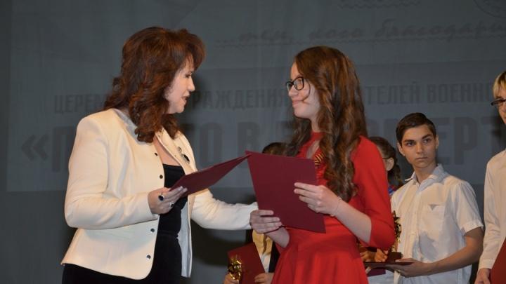 Ростовские школьники написали 250 писем в «Бессмертный полк»