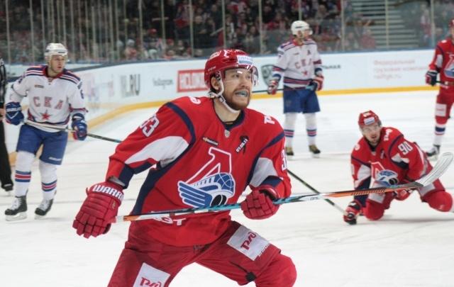 Сегодня «Локомотив» на своем льду проведет третий матч со СКА