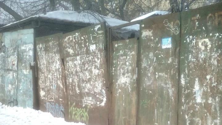 Дома в Самарском районе закроют деревянным забором к ЧМ-2018