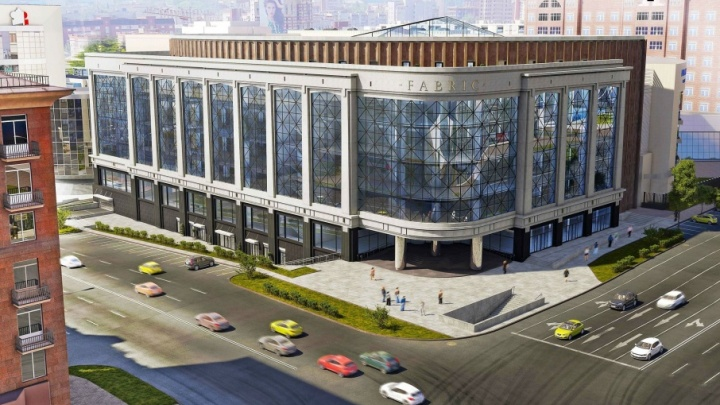 Пять этажей и парковка: на скандальном участке в центре Челябинска построят ТРК