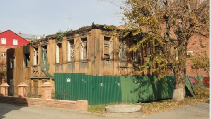 В Тюмени на аукцион выставили два дома — памятника культурного наследия