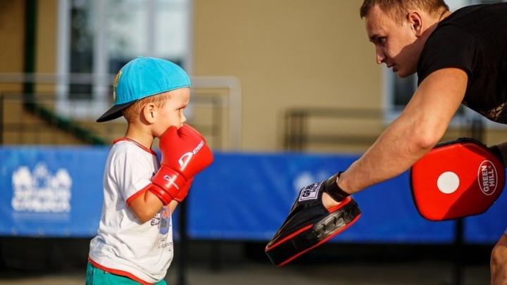 Тюменских детей и подростков приглашают на бесплатные тренировки по тайскому боксу