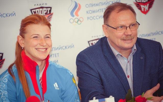 Олимпийцы провели открытый урок в Перми