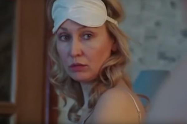 Светлана Галка защитила ролик со своим участием
