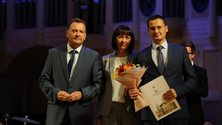 Работники КНПЗ представлены к наградам за достойный труд и успешную модернизацию завода