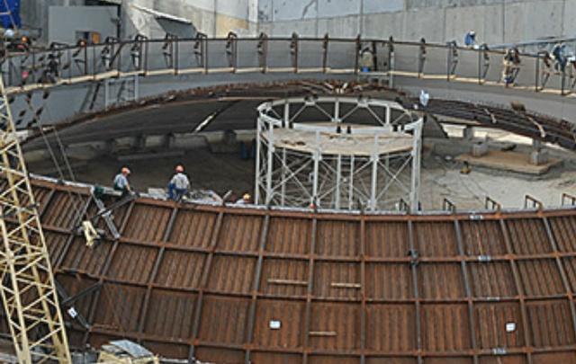 Бассейн выдержки испытали на АЭС в Волгодонске