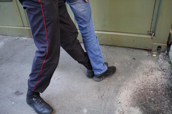 Дело двух буйных новодвинцев передано в суд