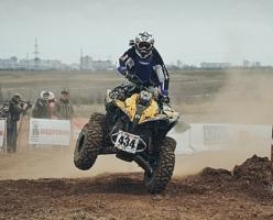 В Волгограде состоялось экстремальное открытие race-park «Орловка»