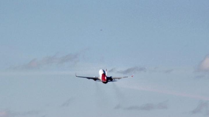 «Он не может приземлиться»: круживший над Туношной «Боинг» напугал ярославцев