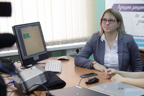 Анна Гребенникова
