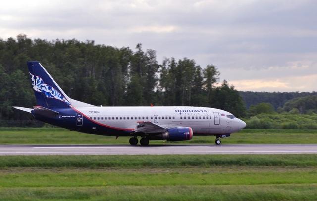 «Нордавиа» будет осуществлять перелеты из Архангельска в Калининград