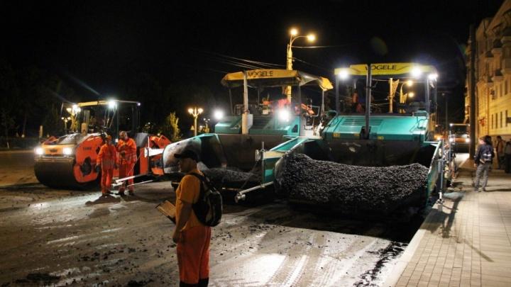 Самарская область получит 5,8 млрд рублей на строительство дорог от Минтранса РФ