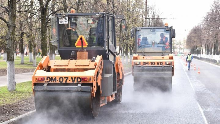Кто будет ремонтировать ярославские дороги в этом году: список компаний