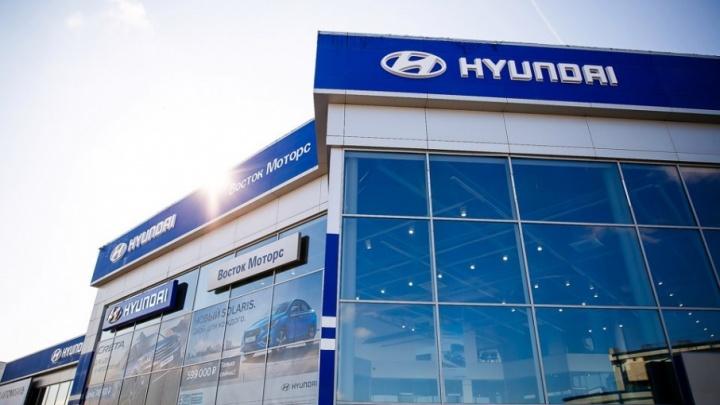 «Восток Моторс» приглашает всех на презентацию новой Hyundai Sonata