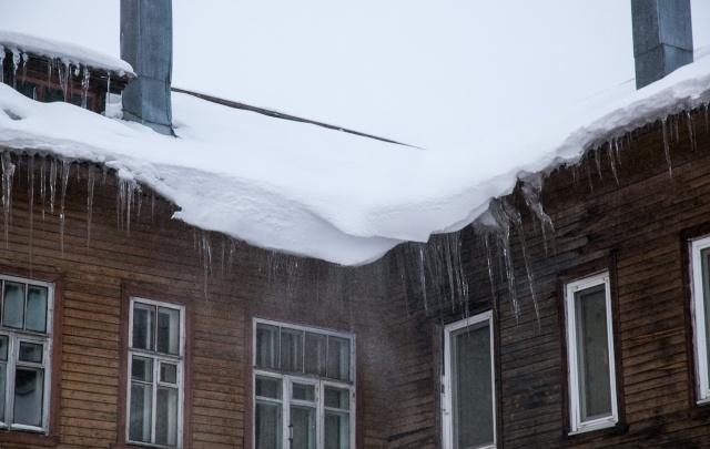 В Архангельской области в среду возможен снегопад