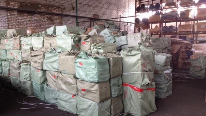 Nike, Puma и Adidas: через Самарскую область везли почти 12 000 пар контрафактных кроссовок