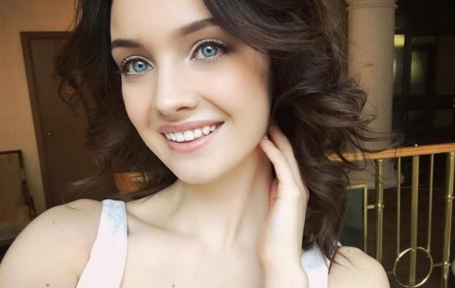 Уроженка Самары тренируется в зале и дефилирует каждый вечер, чтобы стать мисс Россия-2017