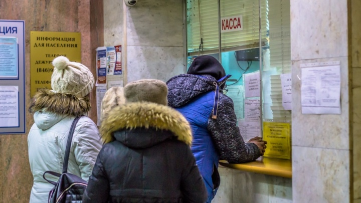 На самарских станциях метро установят новые онлайн-кассы