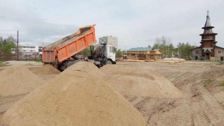 В Архангельске сквер трезвости разобьют за счет средств президентского гранта