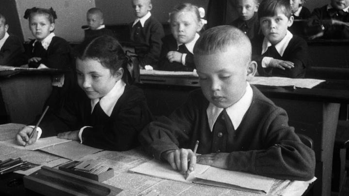 Здравствуй, школа: как отмечали День знаний в Перми 30 и 60 лет назад