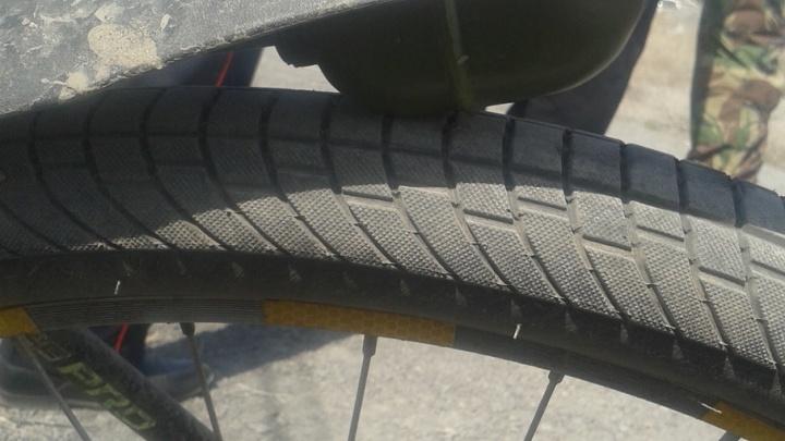 К проходной челябинского завода вызвали ОМОН из-за «заминированного» велосипеда