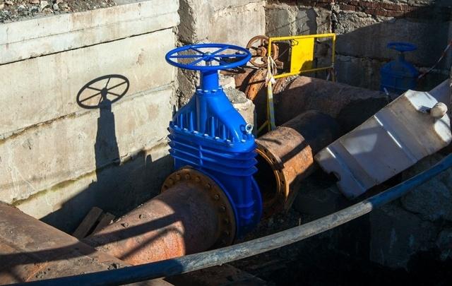 В Самаре 61 дом останется без холодной воды из-за ремонта труб на Московском шоссе