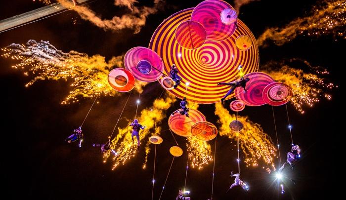 В Перми на открытии фестиваля уличных театров состоится шествие с огненным кораблем