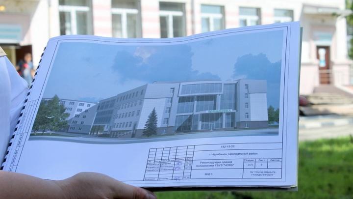 Высший уровень: в поликлинике главной больницы Южного Урала сделают новые лифты