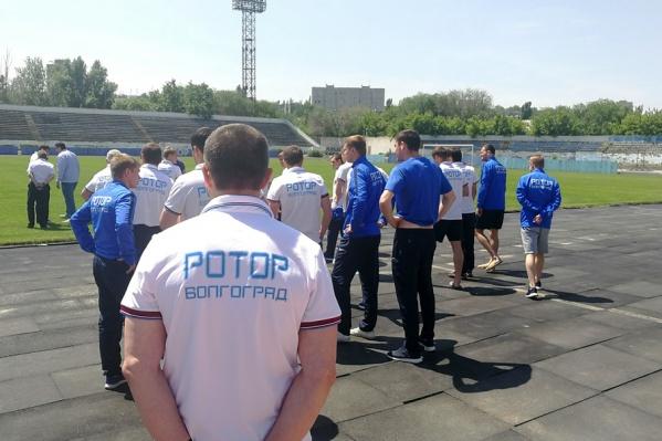 В Волгограде клонировали «Ротор» и отправили копию во Вторую лигу