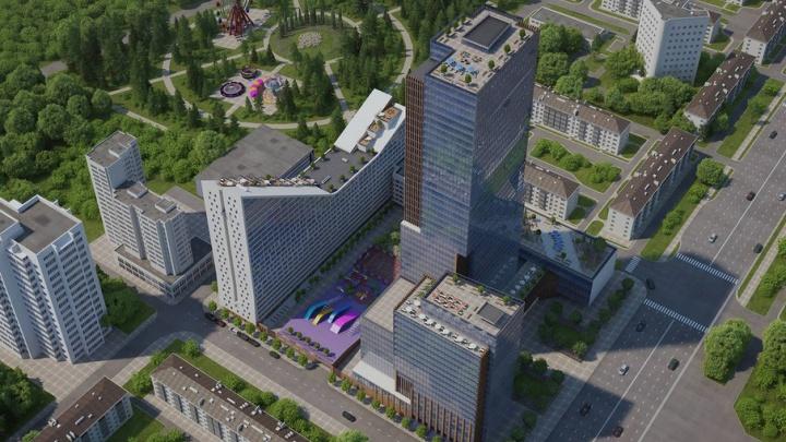 Уфимцы предложили назвать новый сквер именем Юрия Шевчука