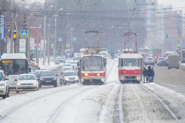 Теперь трамвай будет ходить по старой схеме