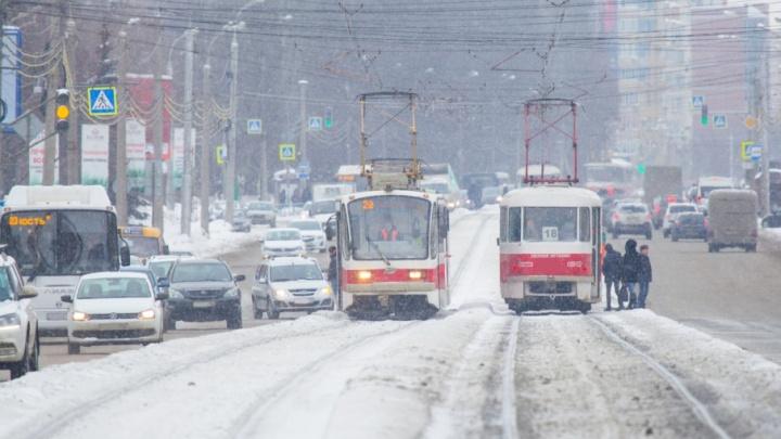 В Самаре с 1 февраля вернут трамвайную остановку «Проспект Ленина»