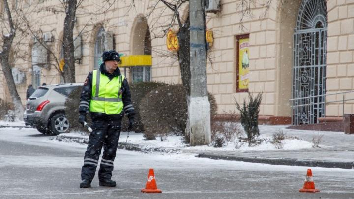Центр Волгограда сегодня вечером окажется недоступным для машин