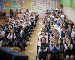 Ученики школы №29 узнали о правилах поведения на проезжей части