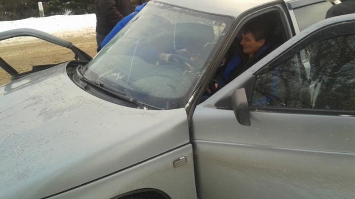 Смертельное ДТП в Гаврилов-Ямском районе: погибла женщина, двое детей в больнице